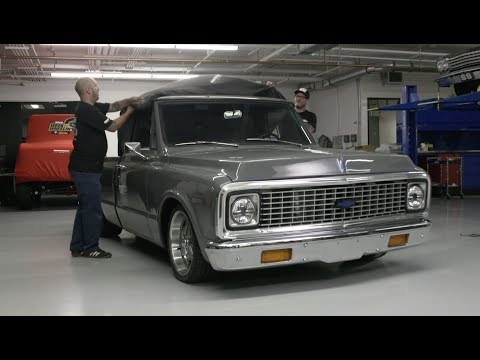 2019 Classic Trucks Week to Wicked: 1971 Chevrolet C10—Day 5