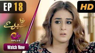 Zara Sambhal Kay - Episode 18   Aplus   Bilal Qureshi, Danial, Shehzeen, Michelle   Pakistani Drama