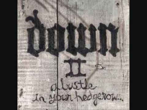 Down - Stained Glass Cross (Down II:A Bustle In Your Hedgerow)