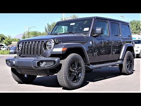 2020 Jeep Wrangler Altitude: Is this Really a Off-Road SUV?