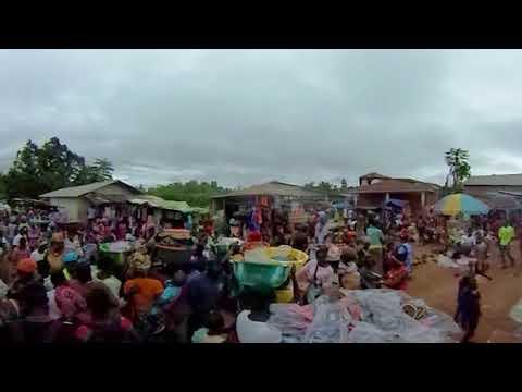 Sierra Leone Market