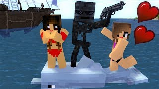Monster School : Swimming Challenge Gone WRONG Real Story - Minecraft Animation