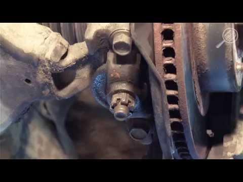 Видео Ремонт подвески тойота
