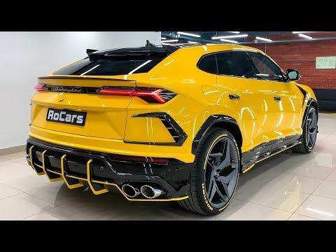 VIDÉO - Le Lamborghini Urus devient plus bestial grâce à TopCar