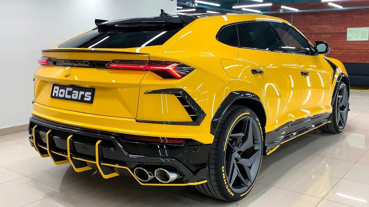 2019 Lamborghini Urus: Design, Engine, Price >> Lamborghini Urus 2019 Gorgeous Suv From Topcar 4k