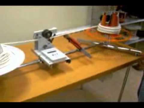видео: Мерная перемотка, намотка провода на станке УМПП-18