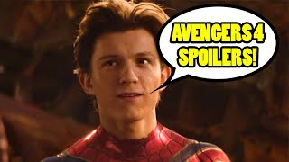 Major Avengers 4 Theory Confirmed!