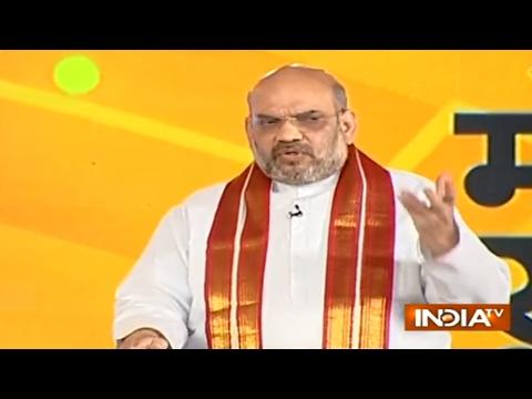 Centre tackling Kashmir both diplomatically & at security level, says Amit Shah