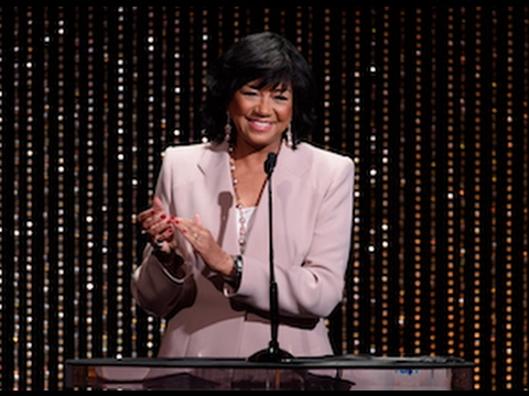 Cheryl Boone Isaacs at the 2017 Oscar Nominees Luncheon ...