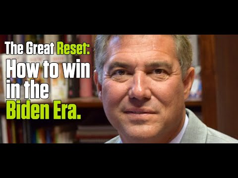 The Great Reset: How to win in the Biden era | The Mark Harrington Show | 1-20-21