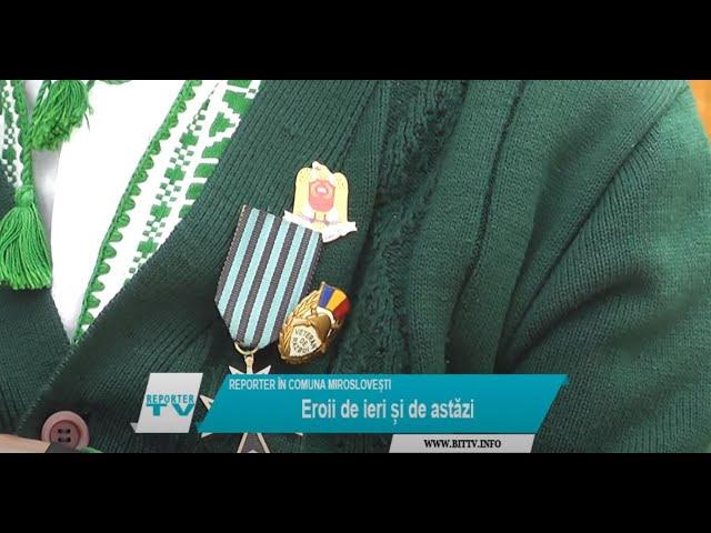 REPORTER TV - DESPRE OAMENI ȘI LOCURI - COMUNA MIROSLOVEȘTI