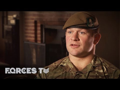 London's Hero: The Soldier Who Saved Lives During A Terror Attack | Forces TV