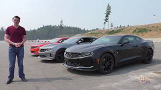The 2019 Chevrolet Camaro 2 0T 1LE is a Fun, Affordable Track Car | Autotrader
