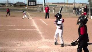 Best 7 year old baseball player(Jaden Hill)