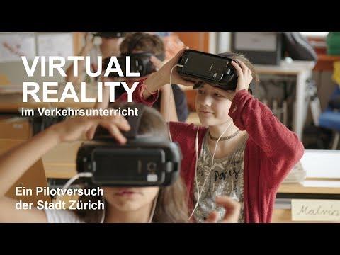 Virtual Reality im Verkehrsunterricht