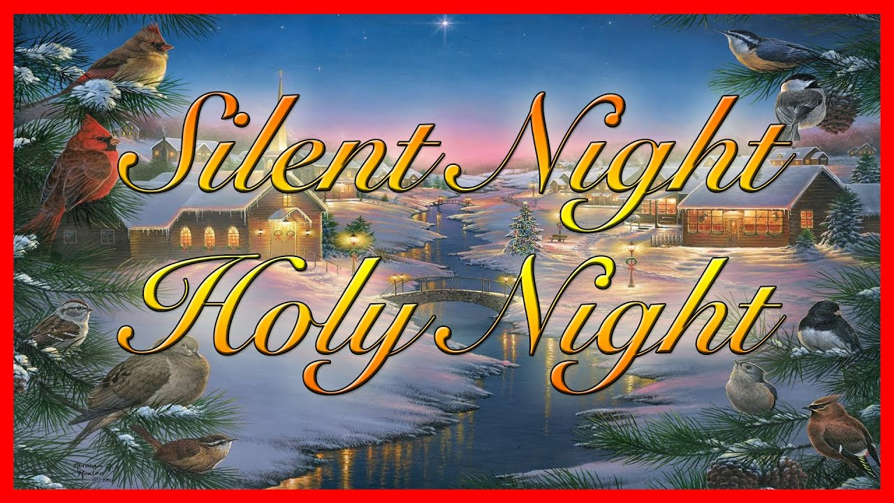 Silent Night, Holy Night (Best Christmas Song 2014) - YouTube