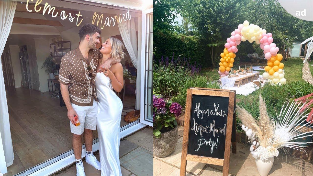 our fake wedding day.. VLOG