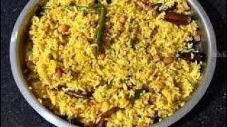 Pulihora |చింతపండు పులిహోర |Tamarind Rice | Chintapandu Pulihora|