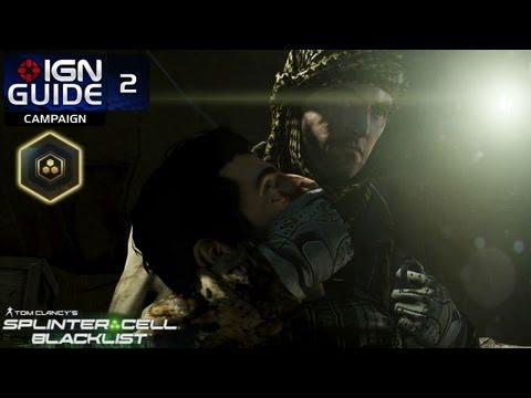 Splinter Cell Blacklist: Perfectionist Walkthrough Part 2 - Benghazi Libya