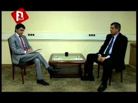 Exclusive interview With Russia's Special Envoy for Afghanistan, AREZU TV Afghanistan