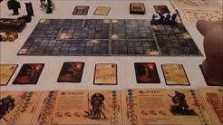 Brettspiel Dungeons & Dragons #02 - Unboxing Erweiterung Ewiger Winter - Das Fantasy Abenteuerspiel