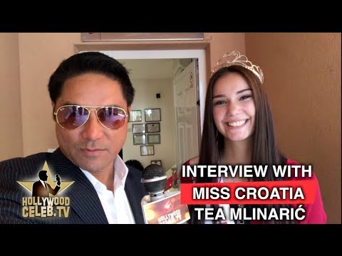 Miss Croatia 2017 | HollywoodCeleb.TV | Ace Cruz | Cosmetic Surgery