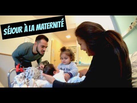 Séjour à la Maternité (Bahia rencontre Eden, soins,...)