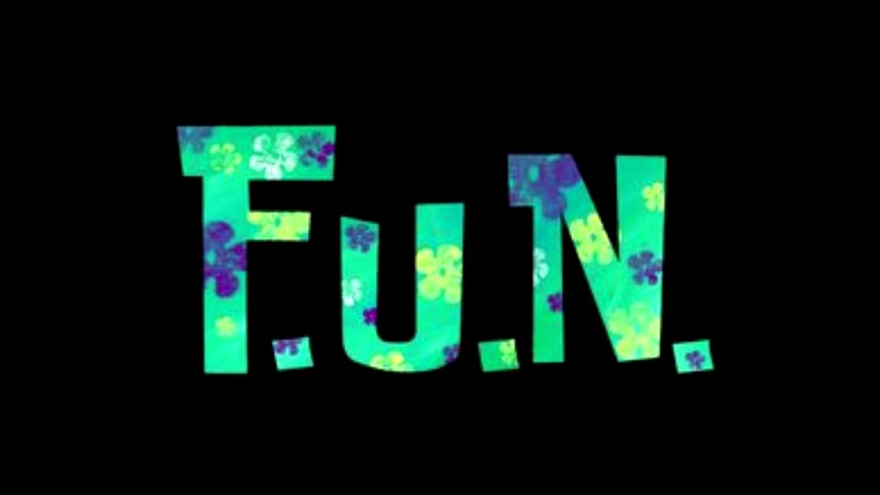 SpongeBob SquarePants Song: The F.U.N. Song - YouTube
