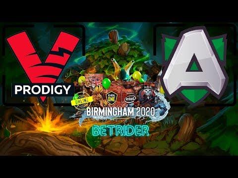 [Dota 2 Live]🔴VP Prodigy Vs Alliance [RU] ESL One Birmingham |BO3| Залетай🔥Winstrike Vs FTM
