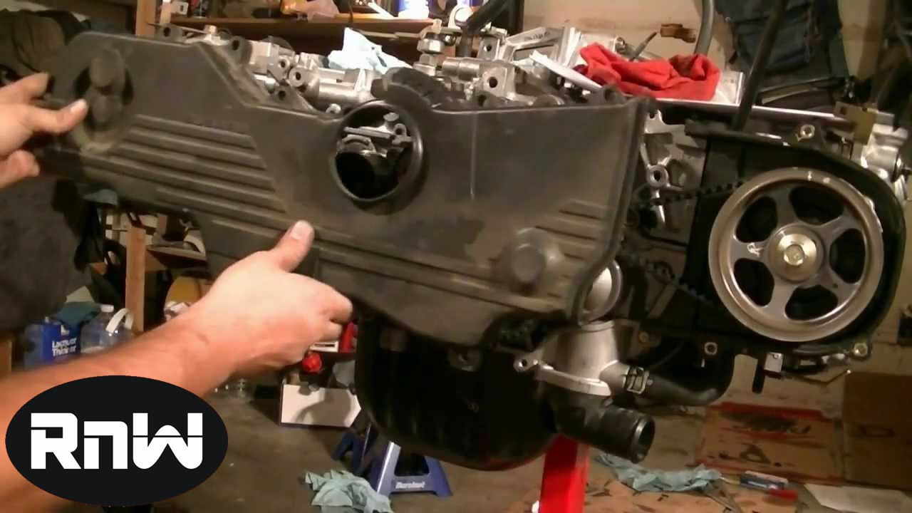 Subaru Boxer Engine Timing Belt With Diagram Easy Rules Of Wiring Setting Diagrams Replacement Ej25 Sohc Part 2 Youtube Rh Com Outback 25 1999