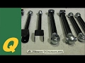 Upper and Lower Control Arm Install for Jeep Wrangler TJ by RKS