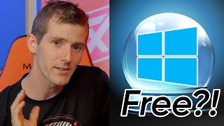 Linus thinks Windows will be FREE soon...
