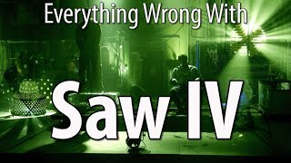 Everything Wrong With Saw IV In 16 Minutes Or Less thumbnail