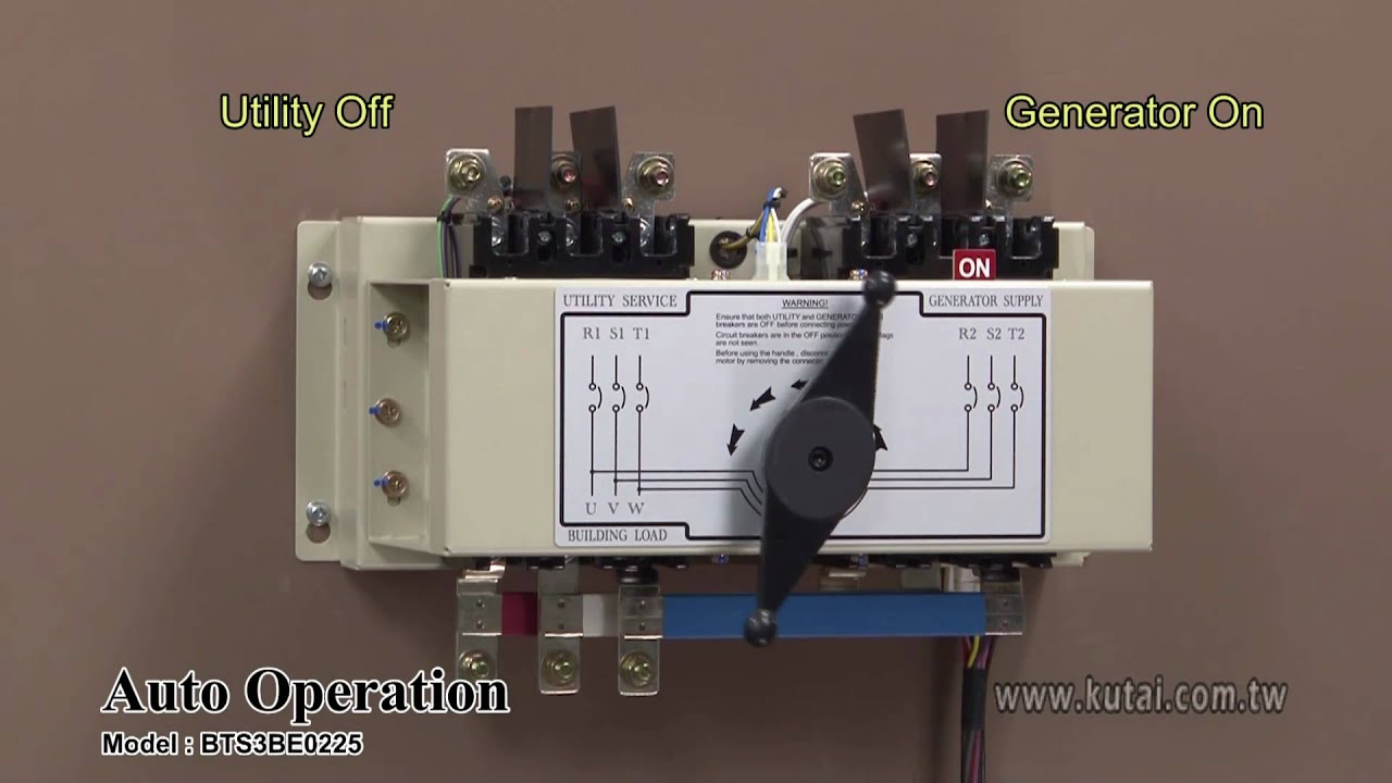 3p 225amp automatic transfer switch operational tutorial youtube rh youtube com siemens 100a manual transfer switch siemens 400a manual transfer switch