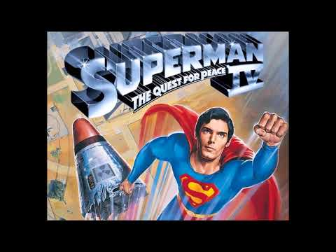 Superman IV: The Quest for Peace Full Score (with additional material)