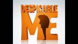Despicable Me song with letter