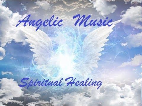 MUSICA degli ANGELI, Preghiera,Attirare Vibrazioni Positive,Guarigione Spirituale,Reiki