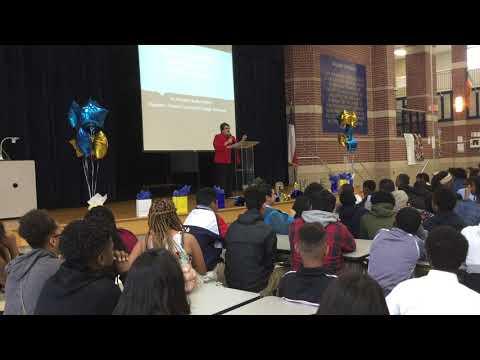 Missouri City Middle School Career Day Keynote 2018