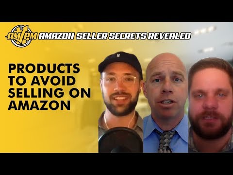 3 Products You Should Avoid Selling on Amazon