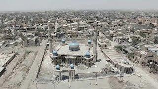 """الفلوجة بعد تحريرها من أيدي تنظيم """"الدولة الإسلامية"""""""