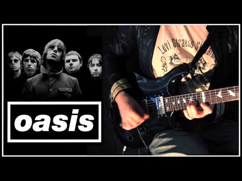 OASIS - Morning Glory (Guitar Cover)