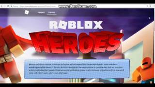 Nonsponsored Roblox Event