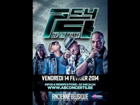 PSY4 DE LA RIME LE 14 FEVRIER 2014 A BRUXELLES