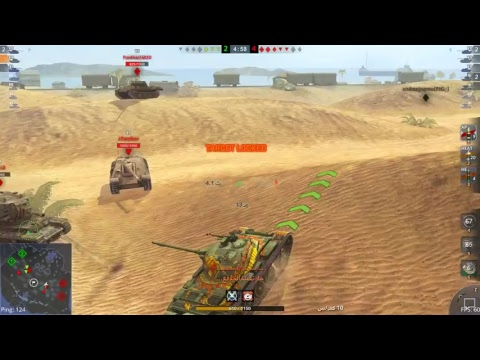 World of Tanks Blitz Grinding credits 3.8  تجميع كردت لمعدات