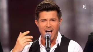 "Vincent NICLO interprète ""Cavaliers"""