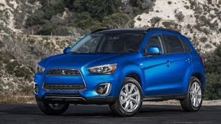 2015 Mitsubishi RVR SE - New Limited Edition Package - Virtual Test Drive & Review
