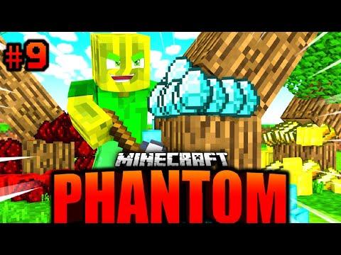 Der UNENDLICH ITEMS GLITCH?! - Minecraft PHANTOM #09 [Deutsch/HD]