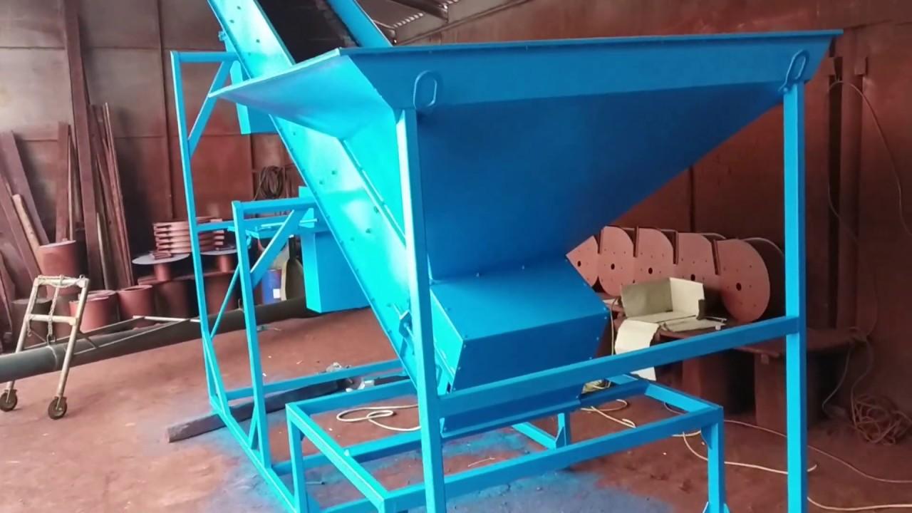 Транспортер на фасовке дробеметная установка с рольгангом