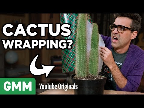 Ridiculous Gift Wrapping Challenge
