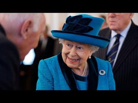 Queen Elizabeth considering